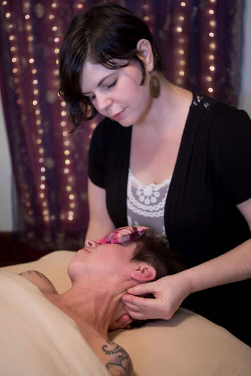 Therapeutic Bodywork Asheville Avyanna Grace