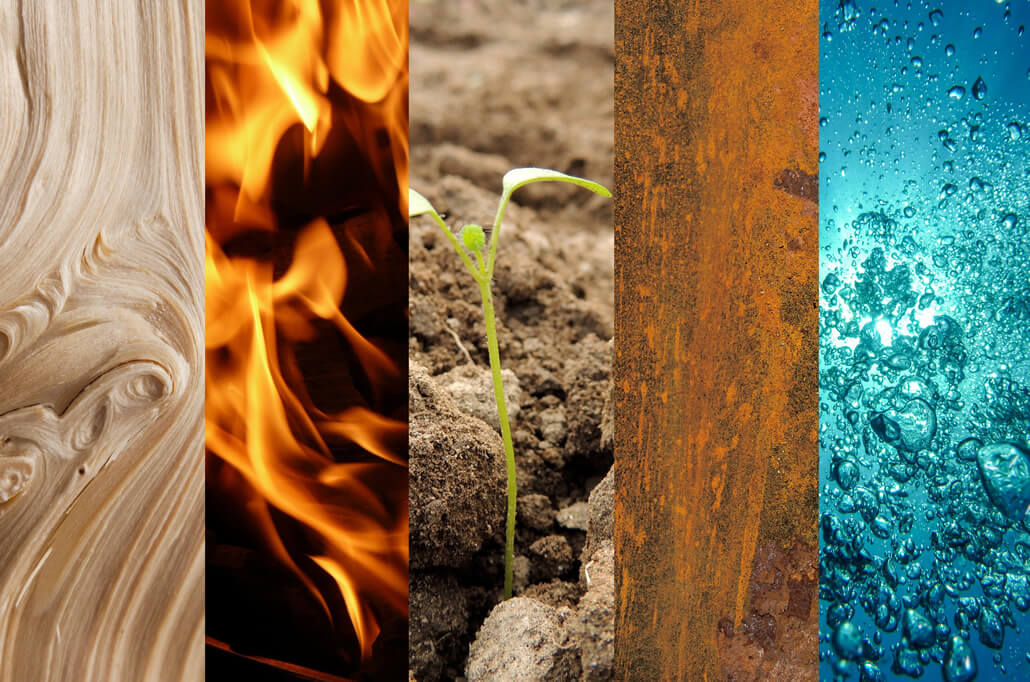 25 Ways You Can Harness The Five Elements to Improve Your Everyday Health